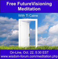Future Visioning Meditation 2012 Conference - Wisdom Forum